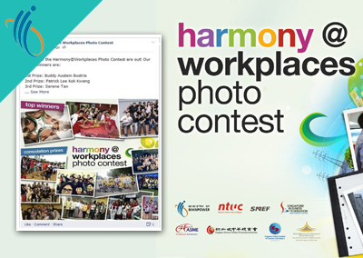 MINISTRY OF MANPOWER HARMONY@WORKPLACES CAMPAIGN