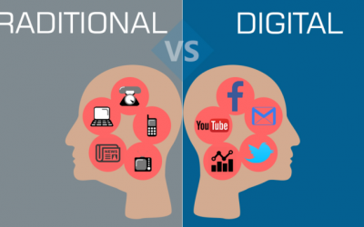 HOW PR HAS SHIFTED FROM TRADITIONAL PR TO DIGITAL PR