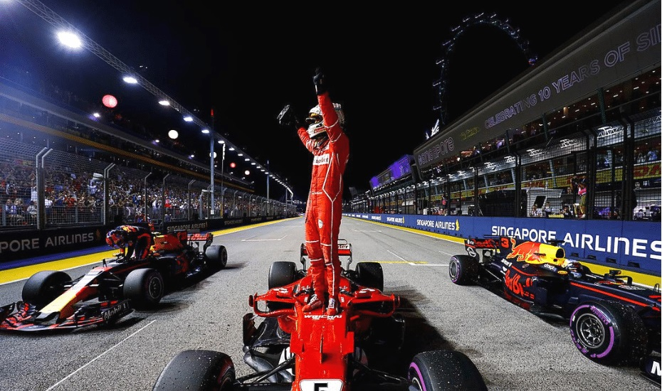 F1 – THE BIGGEST PR EXERCISE FOR SINGAPORE