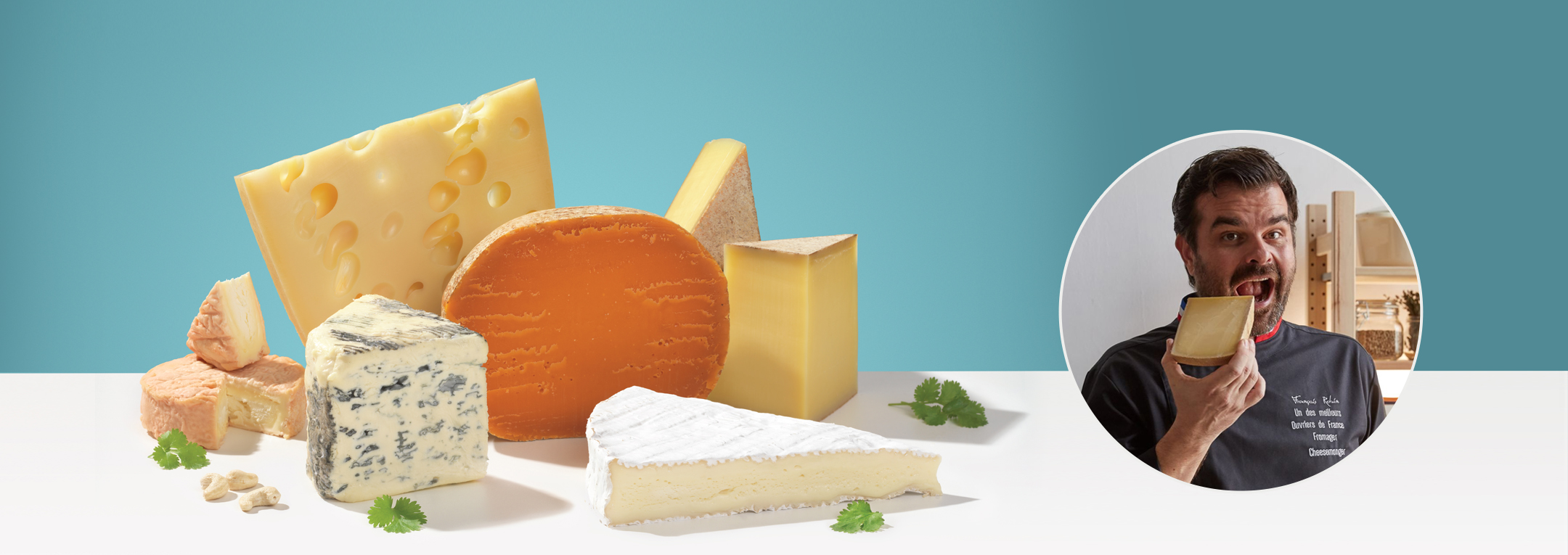 """First-Ever Cheese Pairing Livestream Infused With """"Shiok"""" Flavours"""