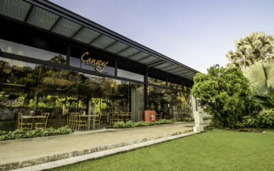 Canopy Opens at Hortpark For a Dining And Retail Ecapade Amidst Nature