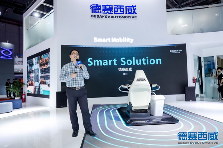 DESAY SV LAUNCHES A FUTURE SMART MOBILITY ECOSYSTEM WITH A  MULTI-FACETED APPROACH